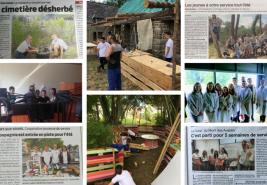 mozaique visite et revue de presse