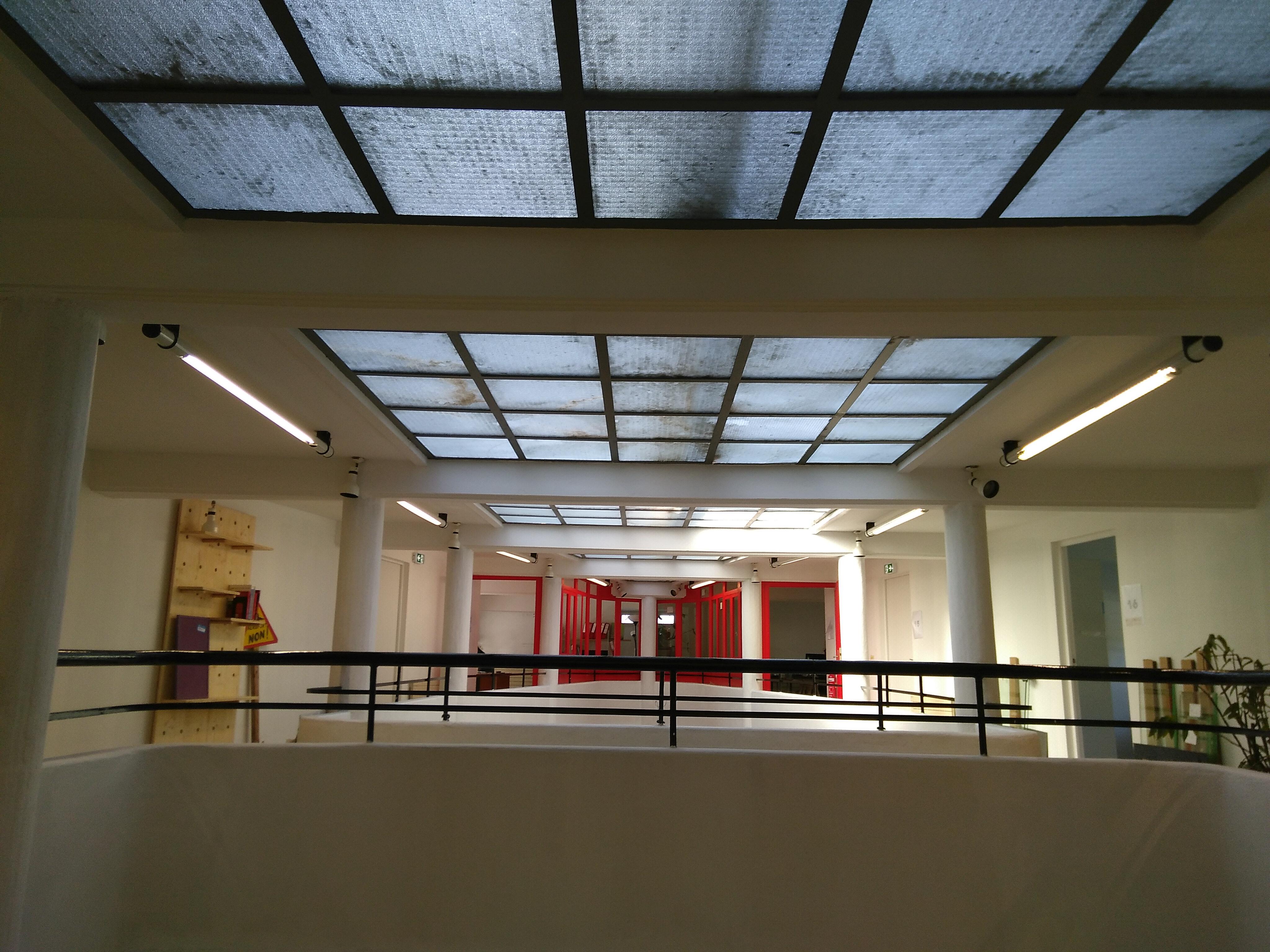 Premier étage (Le Grand Bain, Nantes)