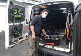Thomas Drouillay - À Saint-Nazaire, une menuisière et un prestataire multiservices tracent leur chemin entre l'Ouvre-Boîtes, Bâticréateurs et CoopChezVous